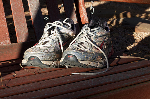 Retired Shoes